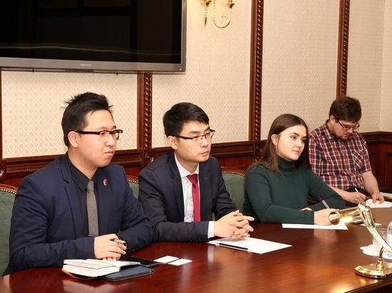 Китайские партнеры готовы развивать бизнес-контакты с Карелией