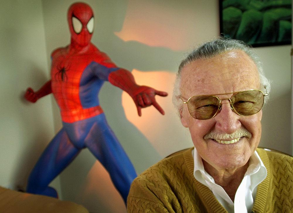 Вселенная Marvel потеряла отца: звездные герои комиксов Стэна Ли