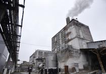 Производство минеральных удобрений возобновило работу в Лермонтове