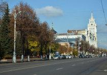 В Воронеже реконструируют центральную улицу города