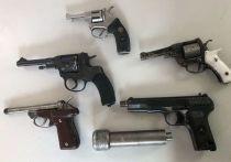 Кузбассовец организовал подпольную оружейную мастерскую