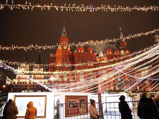Синоптики предсказали погоду в Москве на Новый год