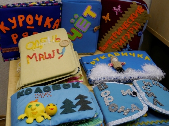 Студенты СурГПУ создают книги для слепых детей