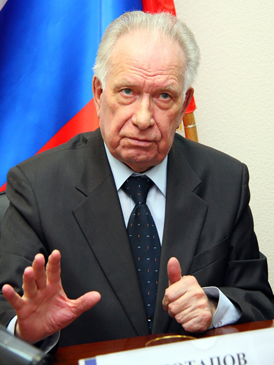Леонид Потапов: «Идея включить Бурятию в Дальневосточный регион родилась 40 лет назад»