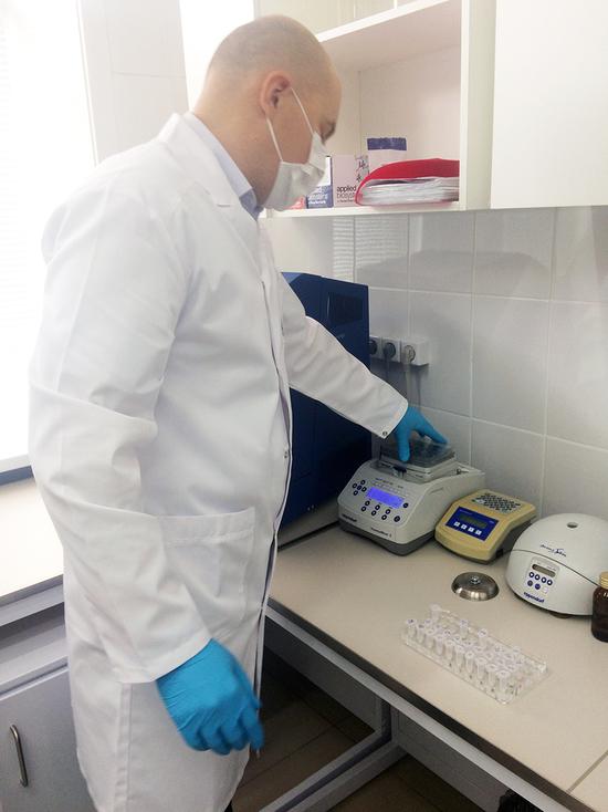 Как работает криминалистическая ДНК-лаборатория в Бурятии