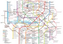 На кольцевой линии метро планируют пустить поезда без машинистов