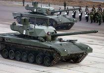 """Американский портал The National Interest провел сравнительный анализ двух боевых машин: российского танка Т-14 """"Армата"""" и израильского конкурента """"Меркава"""""""