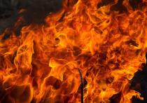 Житель Тверской области докурился до пожара в доме