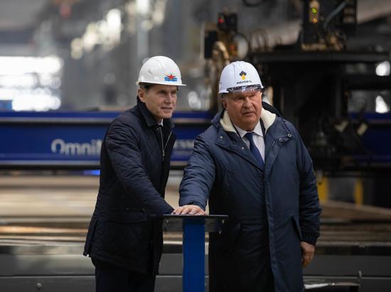 Новая эра судостроения: «Звезда» начала серийное производство танкеров «Афрамакс»