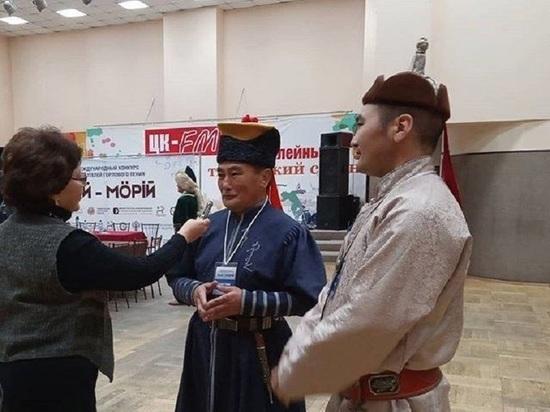 Калмыцкий джангарчи выступит на конкурсе горлового пения в Абакане