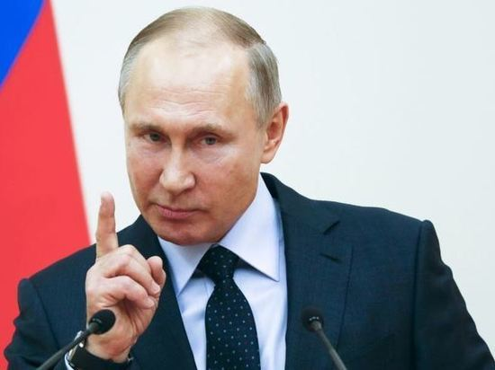 Путин раскритиковал реакцию Запада на выборы в Донбассе