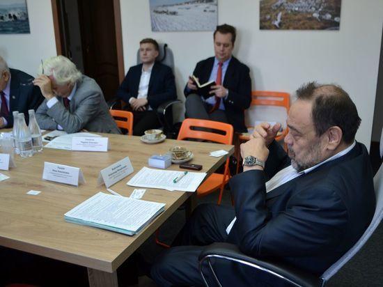 Эксперты обсудили перспективы покрытия Арктики сетью современных дорог