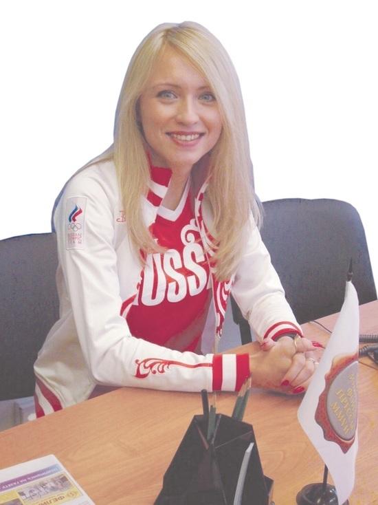 Двукратная чемпионка России Анна Альминова стала министром спорта