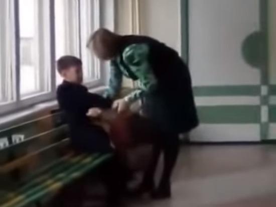У отлупившей школьника хабаровской учительницы начались проблемы