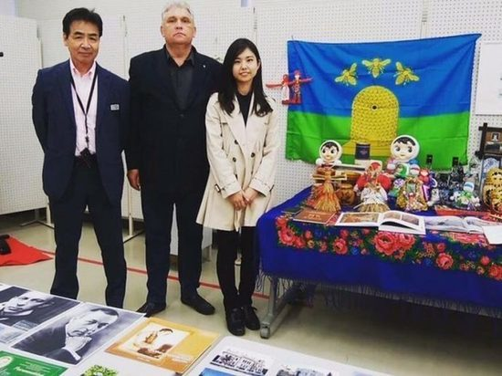 В Японии прошла первая выставка, посвященная Тамбовской области