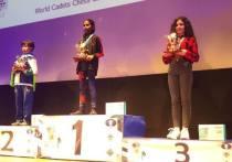 Юная нижегородская шахматистка завоевала бронзовую медаль на чемпионате мира