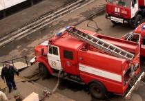 В столичной школе от ложной пожарной тревоги пострадали четыре человка