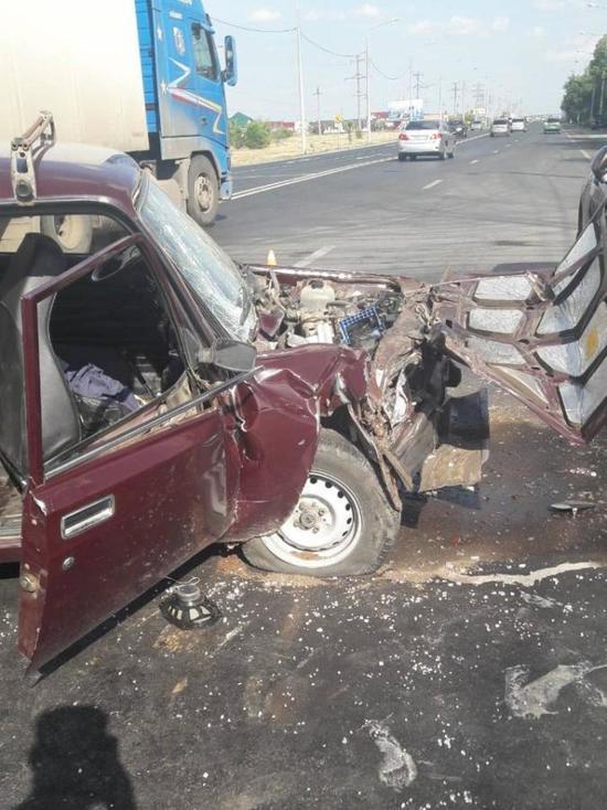 В Оренбурге за этот год на дорогах погибло 64 человека