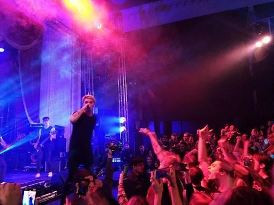 Фестиваль тяжелой музыки Rock da Bone завершился в Бишкеке