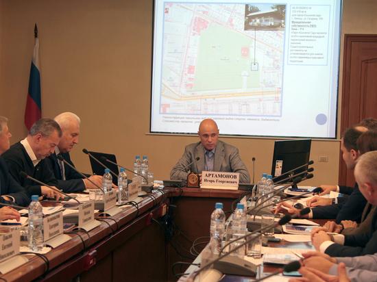 Врио губернатора Липецкой области встретился с инвесторами