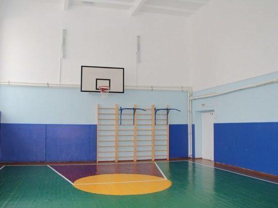 В семи сельских школах Тамбовской области отремонтируют спортзалы