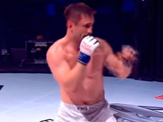 Бойца MMA задержали в Москве за разбой
