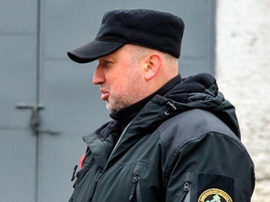 """Турчинов ответил Путину: переговоров с """"сепаратистами"""" Донбасса никогда не будет"""