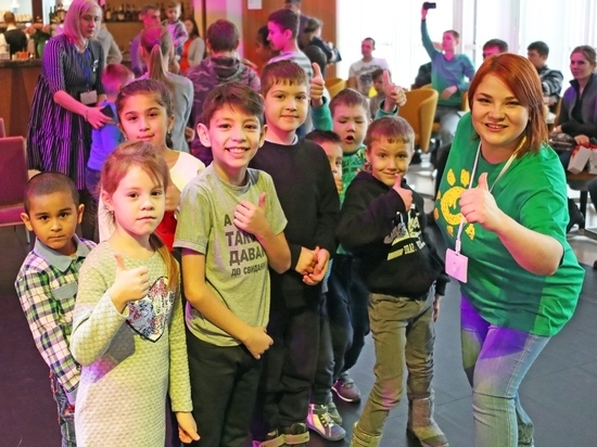 Дети работников ПАО «Сургутнефтегаз» играли в сыщиков