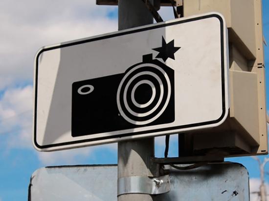 На Советской в Тамбове установили еще одну камеру фиксации нарушений ПДД