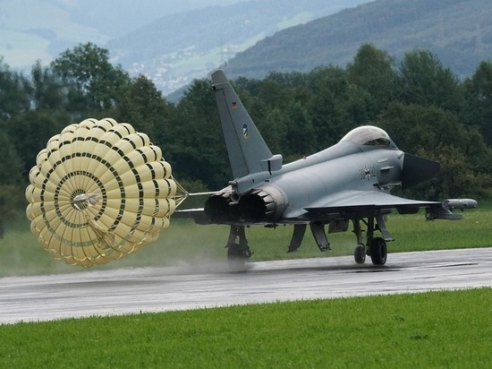Новейший истребитель Германии оказался бессильным против С-400