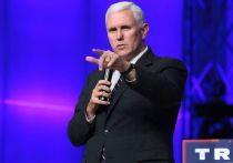 Трамп усомнился в преданности вице-президента Пенса