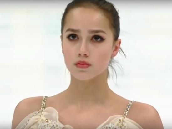 Загитова одержала победу в Гран-при в Москве