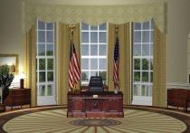 Трамп рассказал о своем столе в Овальном кабинете