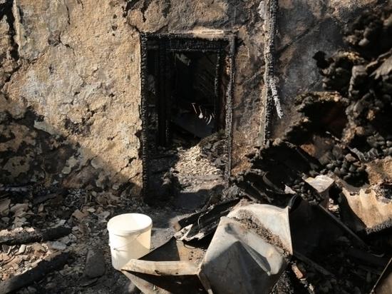 Мог ли сын сжечь себя и мать: СКР раскрыл детали пожара под Волгоградом