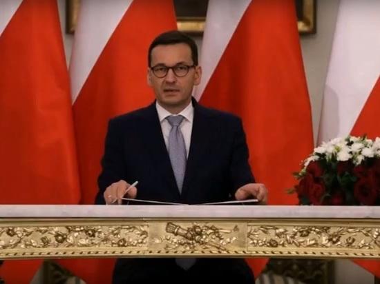 Польша испугалась войны из-за «Северного потока-2»