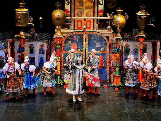 В свой юбилей «Театриум на Серпуховке» сыграет спектакли бесплатно