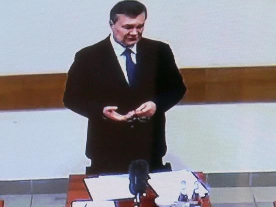 Янукович из-за госпитализации не сможет выступить в киевском суде