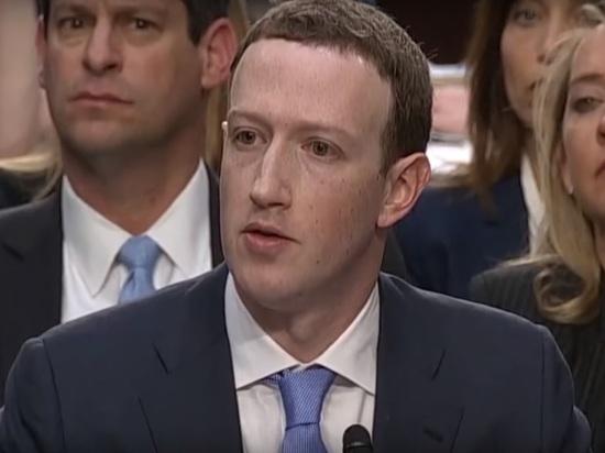 Цукерберг ответил ругательствами на обвинения в пособничестве России