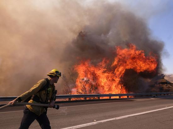 Как Россия может помочь Калифорнии потушить страшные пожары