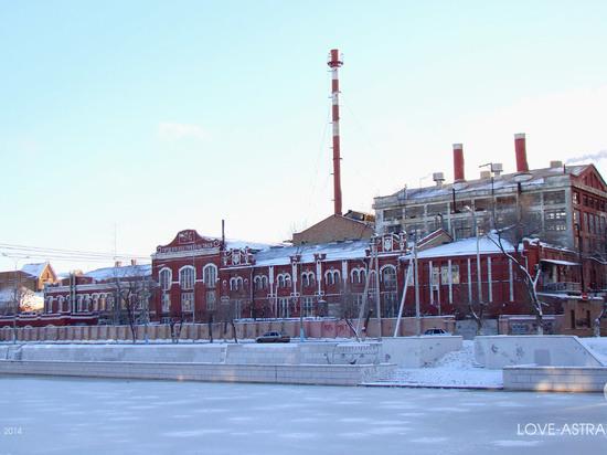 На месте городской электростанции будет ресторан и пивзавод
