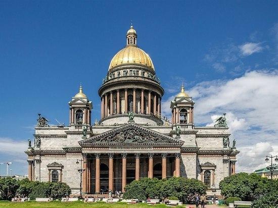 Исаакиевский собор стал православным символом Санкт-Петербурга