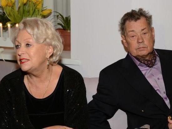 После смерти Караченцова Людмила Поргина спасает другого мужчину