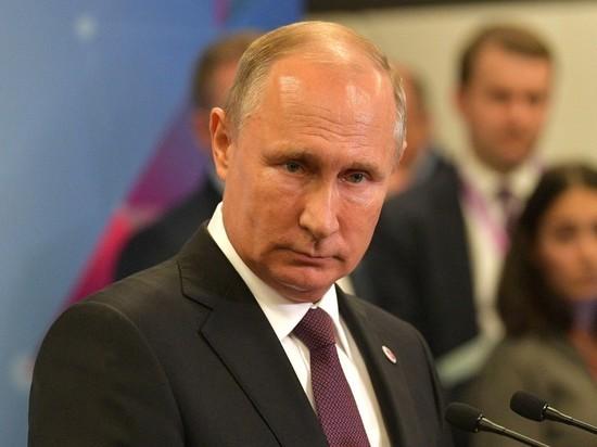Путин приготовился к политическому контрнаступлению