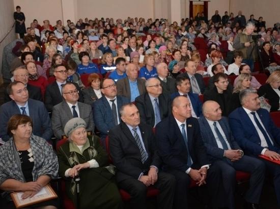 Множество наград было вручено в Вурнарской ЦРБ