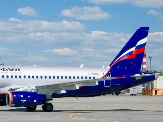 """Клиенты """"Аэрофлота"""" выберут имена российским аэропортам прямо в воздухе"""