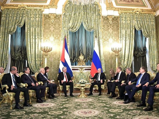 СМИ: Запад испугала перспектива возвращения российских баз на Кубу