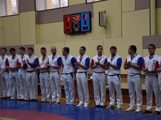 В Чувашии турниром отметили Всероссийский день самбо