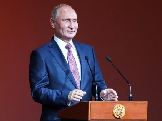 В Кремле анонсировали большую пресс-конференцию Путина