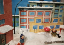 Выставку «Союзмультфильма» открыли на Культурном форуме в Санкт-Петербурге