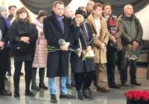 На прощании с Евгением Осиным его дочь прочла пронзительные стихи